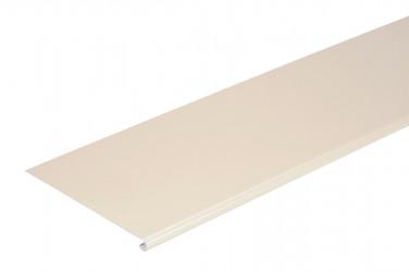 Bande à ourlet 2ML aluminium sable