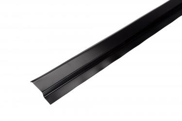 Solin mastic aluminium noir - 2M