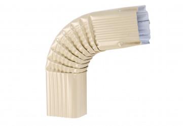 Coude latéral (B) extérieur aluminium sable