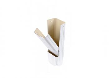 Récupérateur eau aluminium blanc 60X80