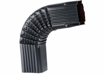Coude latéral (B) extérieur Gris aluminium ardoise 60X80