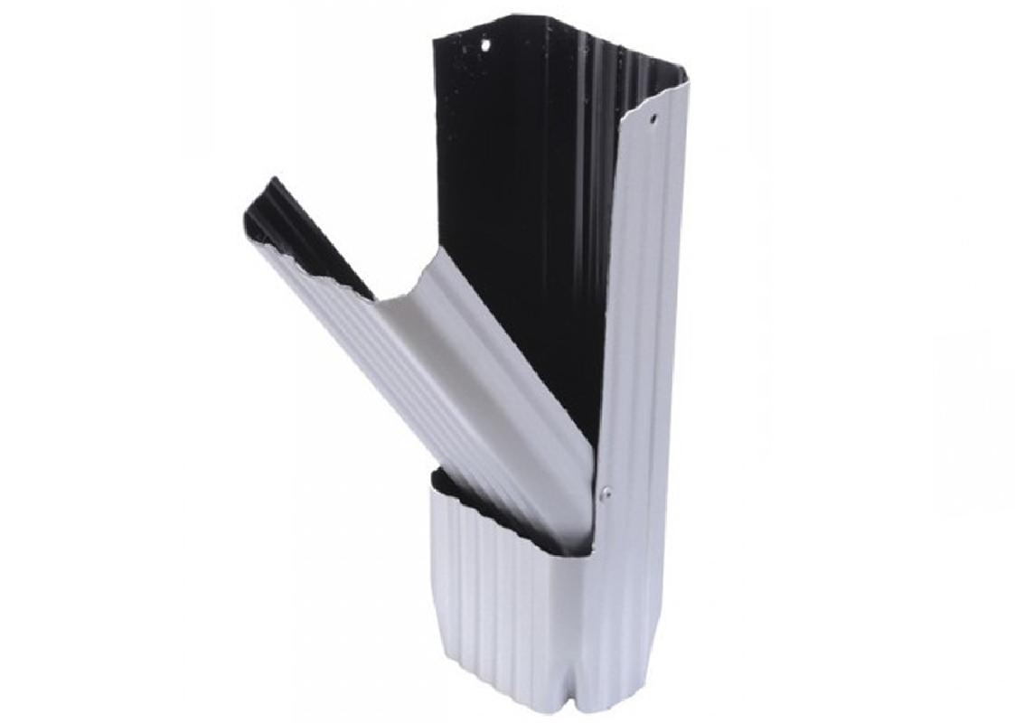 Récupérateur eau aluminium gris métal 60X80
