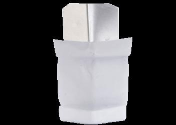 Angle extérieur 135° gouttière aluminium gris métal G300