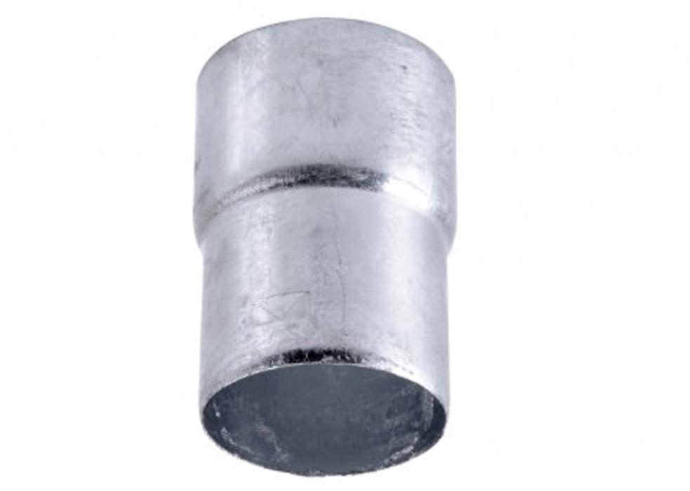 manchon diam/ètre 80 mm male-male galvanis/é