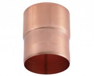 Manchon cuivre 100 mm