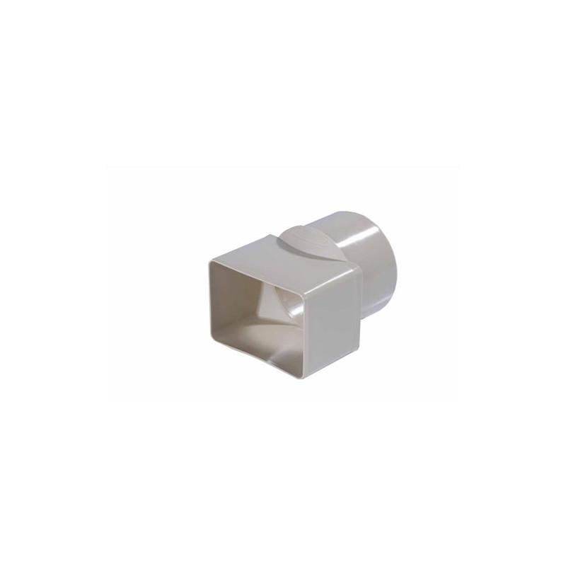 Adaptateur Cylindrique sable PVC diam 100