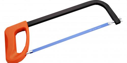 Scie à métaux professionnelle avec lame de 300 mm