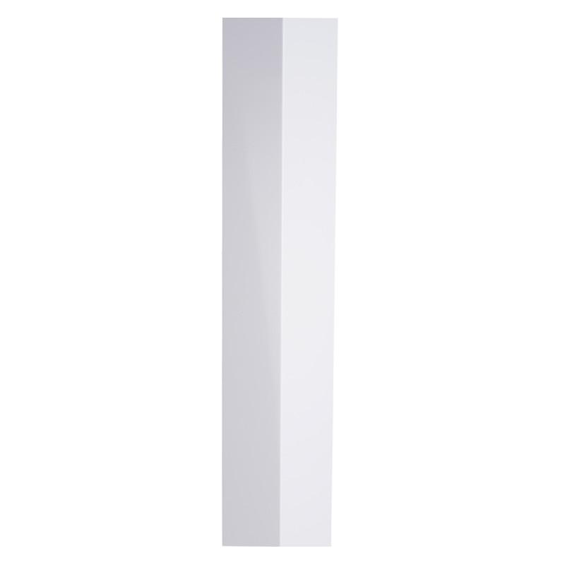 Cornière 90 ° Aluminium Blanc - 2ML