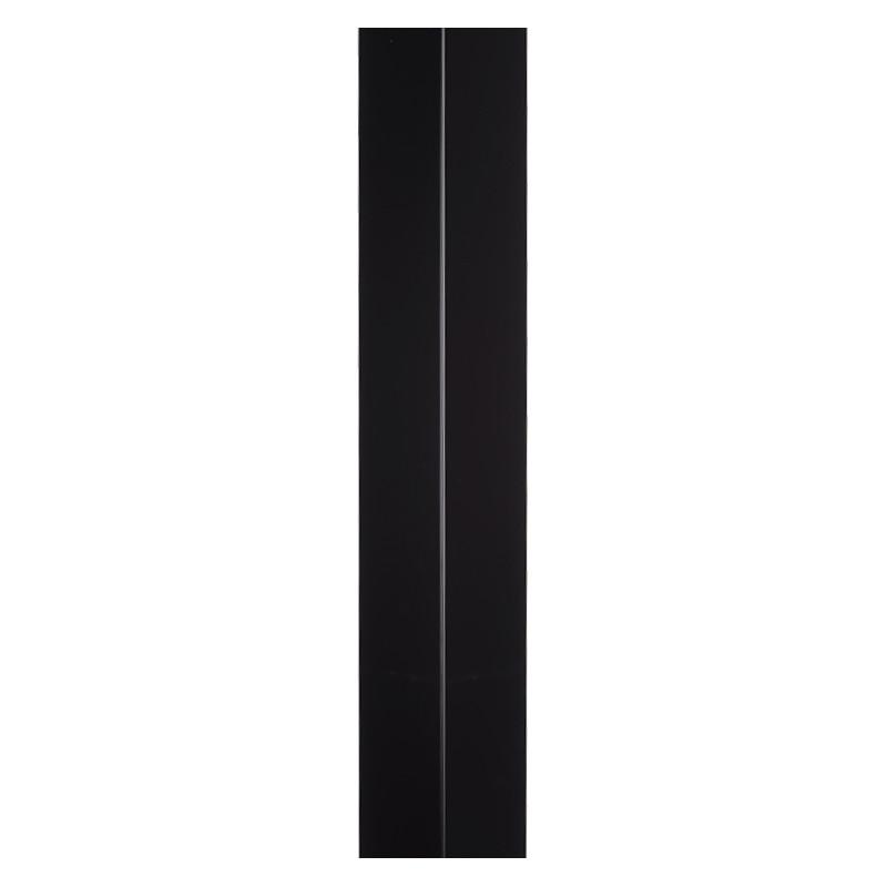Cornière 90 ° Aluminium Noir - 2ML