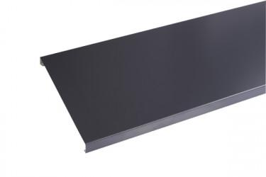 Couvertine aluminium brico toiture - Couvertine alu muret ...