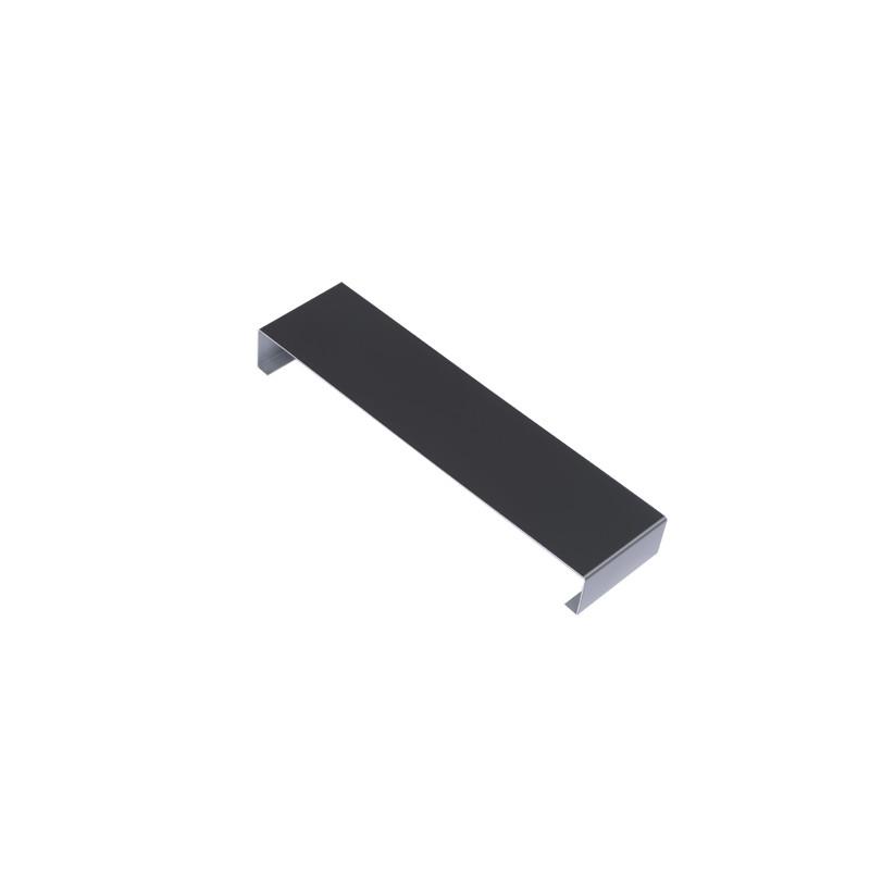 Eclisse couvertine aluminium 1 mm Gris ardoise RAL 7016