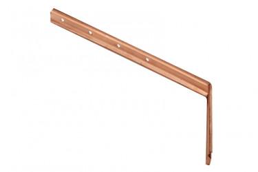 Hampe droite cuivre 335 mm
