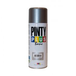 Bombe de peinture noir 9005 pour métal 400 ml