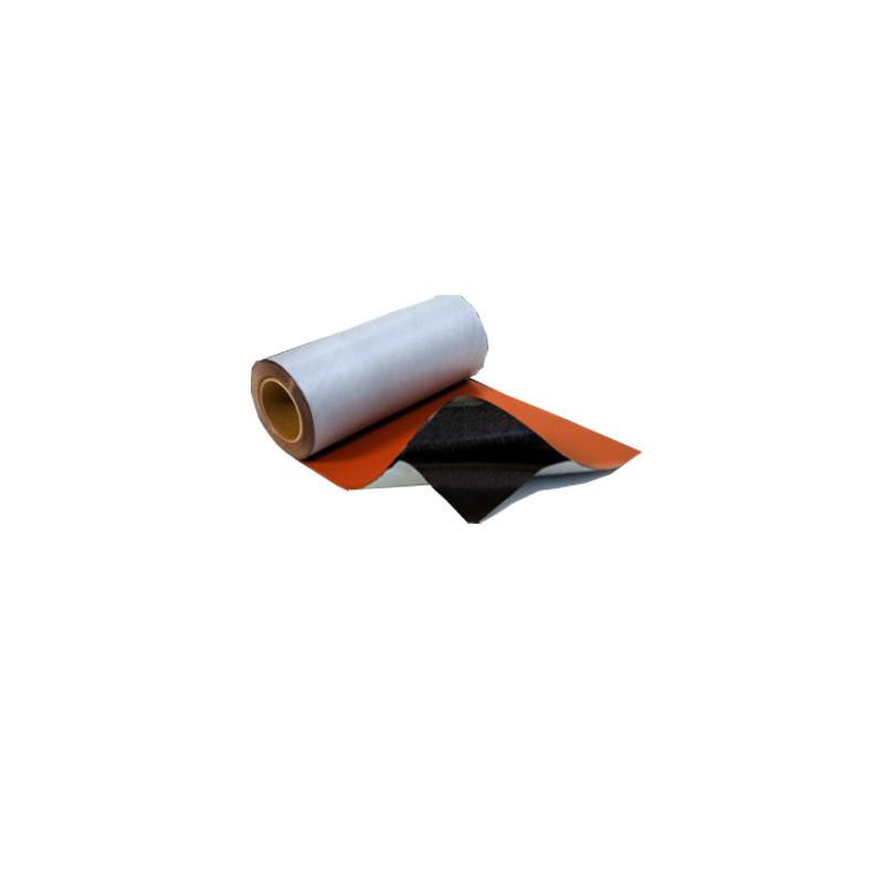 Bande plomb flexible autocollante 5000*300 mm gris ardoise RAL 7021