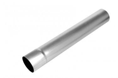 Dévoiement ZINC 80 mm 50 cm mâle/femelle