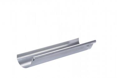 Gouttière demi-ronde développé 16/60 2ML zinc