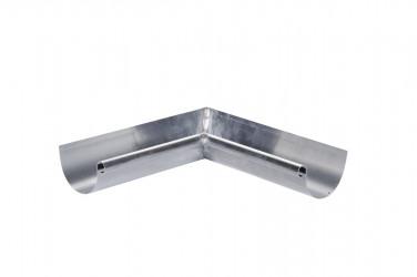 Angle rentrant  développé 16 zinc
