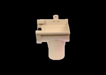 Naissance droite PVC sable à joint 25