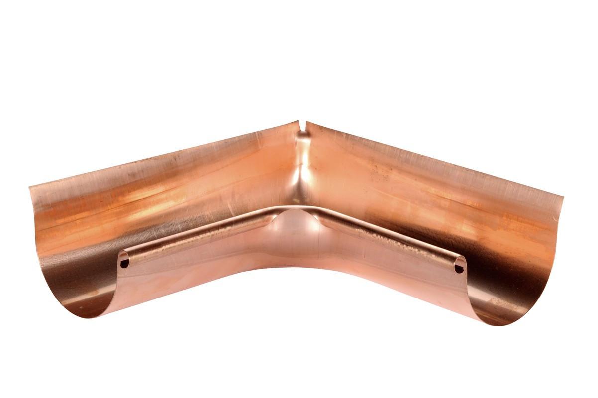 Angle rentrant  développé 16 cuivre