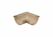 Angle universel 90 ° PVC sable à coller 25