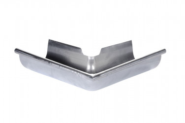 Angle sortant  développé 25 zinc