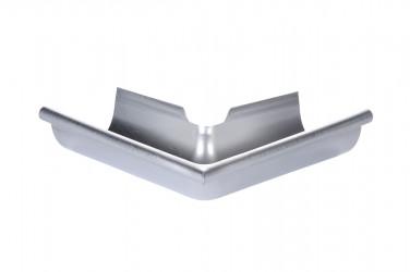 Angle sortant  développé 25 acier galva brut