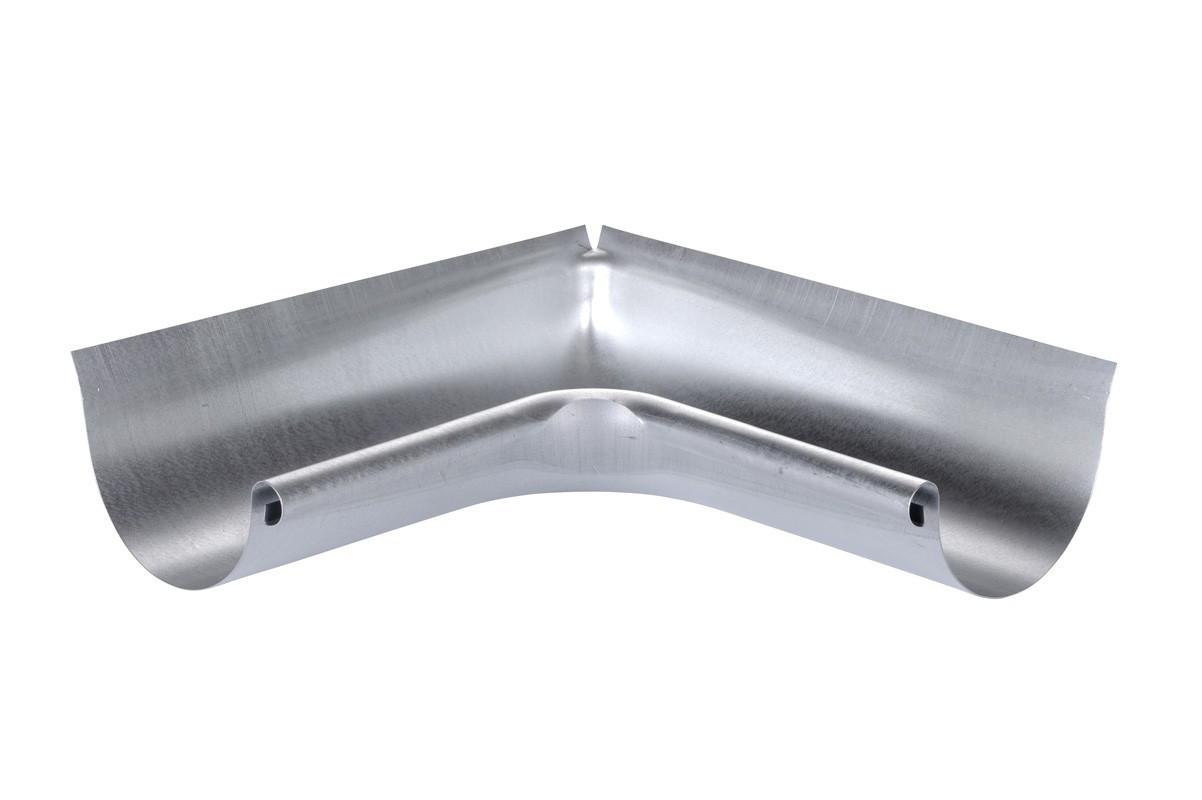 Angle rentrant  développé 25 acier galva brut