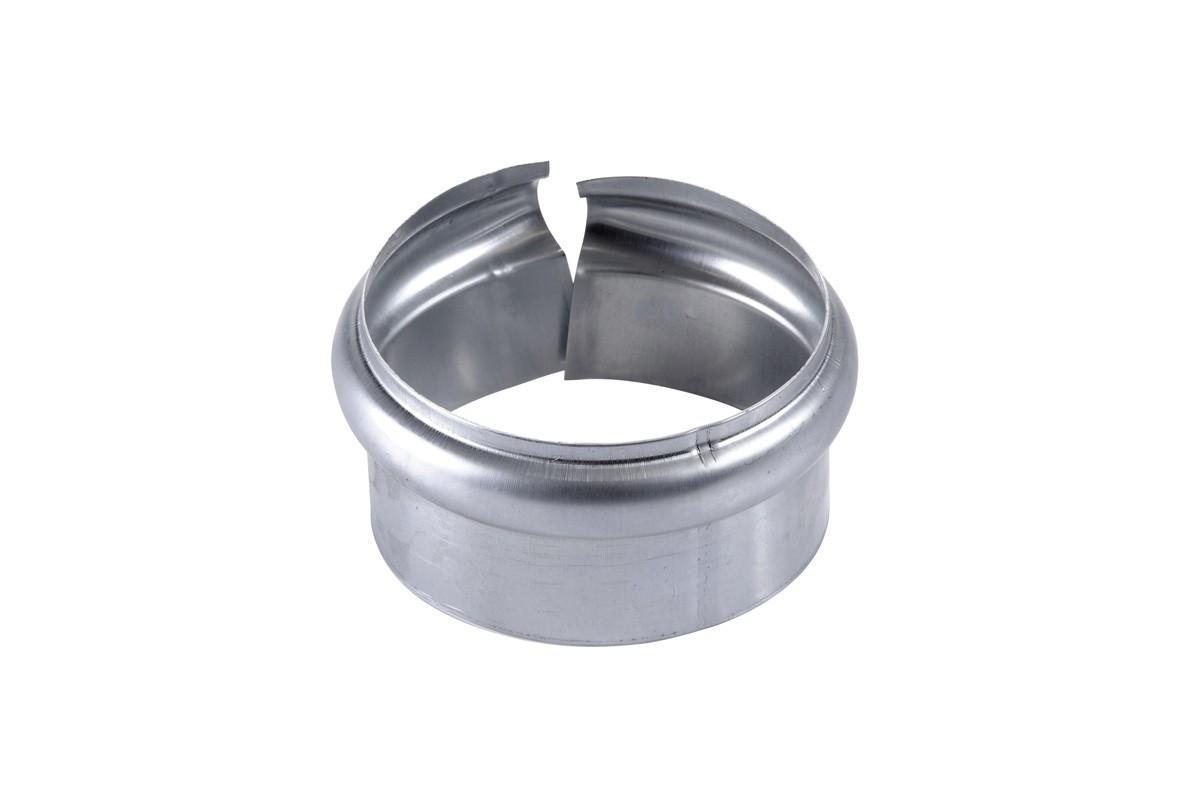 Bague simple extensible  D80MM zinc