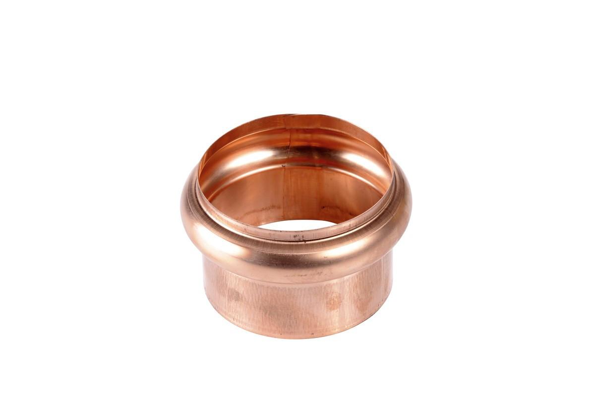 Bague simple extensible  D80MM cuivre
