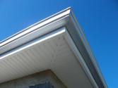 Couvre joint pour sous-face aluminium gris ardoise 7016 3 mètres