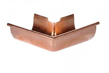 Angle sortant  développé 33 cuivre