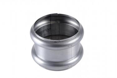 Bague double extensible  D100MM zinc