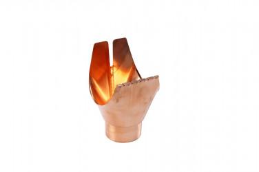 Naissance universelle à agrafer développé 33/100 cuivre