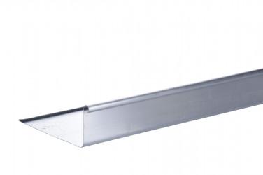 Gouttière nantaise à pince 4M zinc