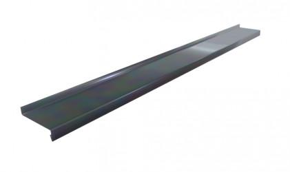 Appuis de fenêtre Aluminium gris ardoise 1 mm de 2 mètres