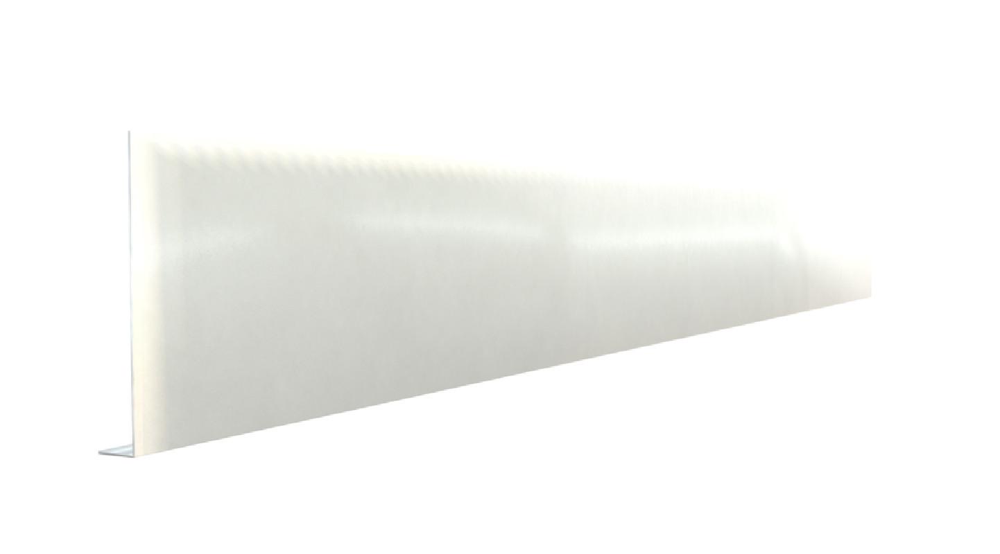 Pliage Aluminium de finition en L sable - 2M
