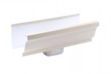 Naissance frontale 60 X 80 aluminium sable