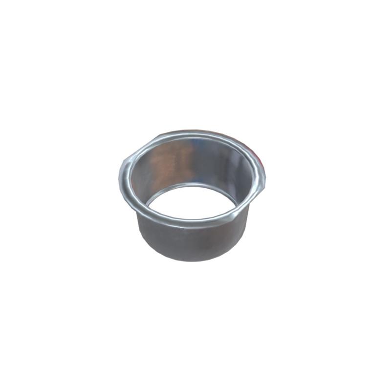 moignon aluminium cylindrique diamètre 70