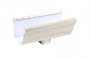 Naissance latérale aluminium sable