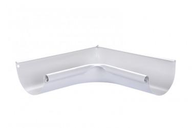 Angle intérieur 90 ° Aluminium 25 Blanc 9010