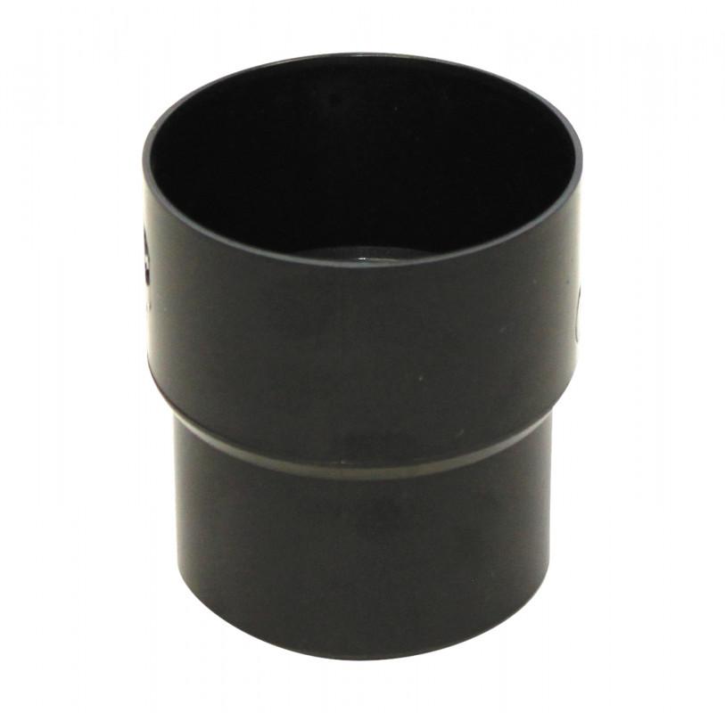 Manchon M/F PVC graphite 80