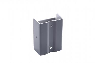 Fixation descente aluminium ardoise