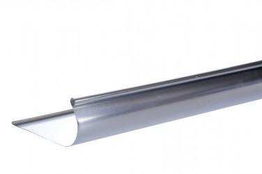 Gouttière havraise à pince 4M zinc