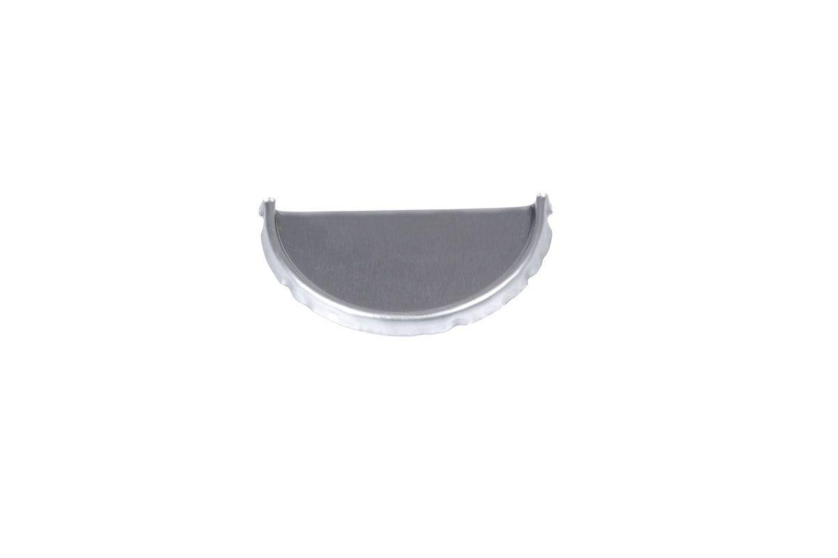 Talon emboitable réversible développé 16 zinc